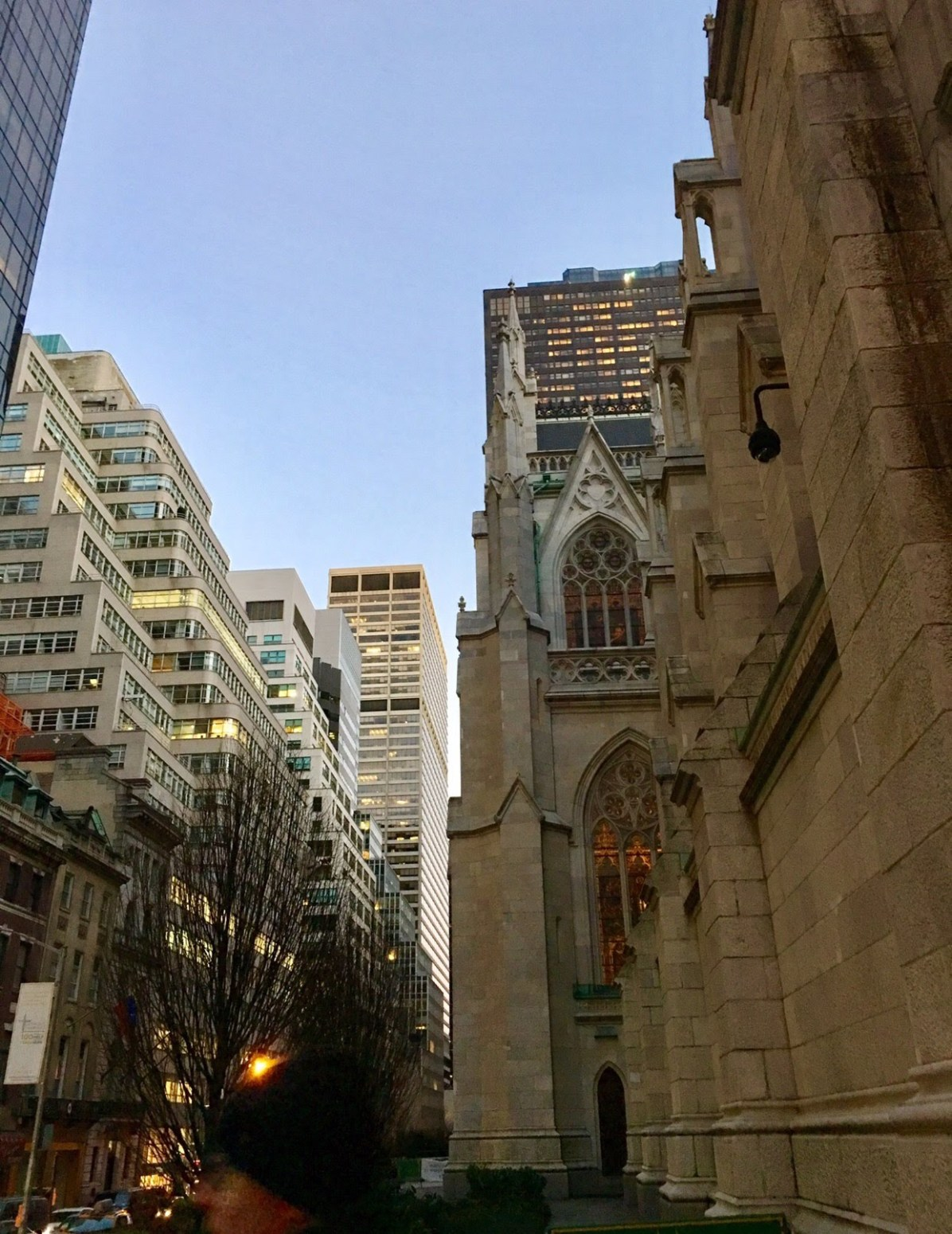 St. Patrick's Cathedral Fifth Avenue