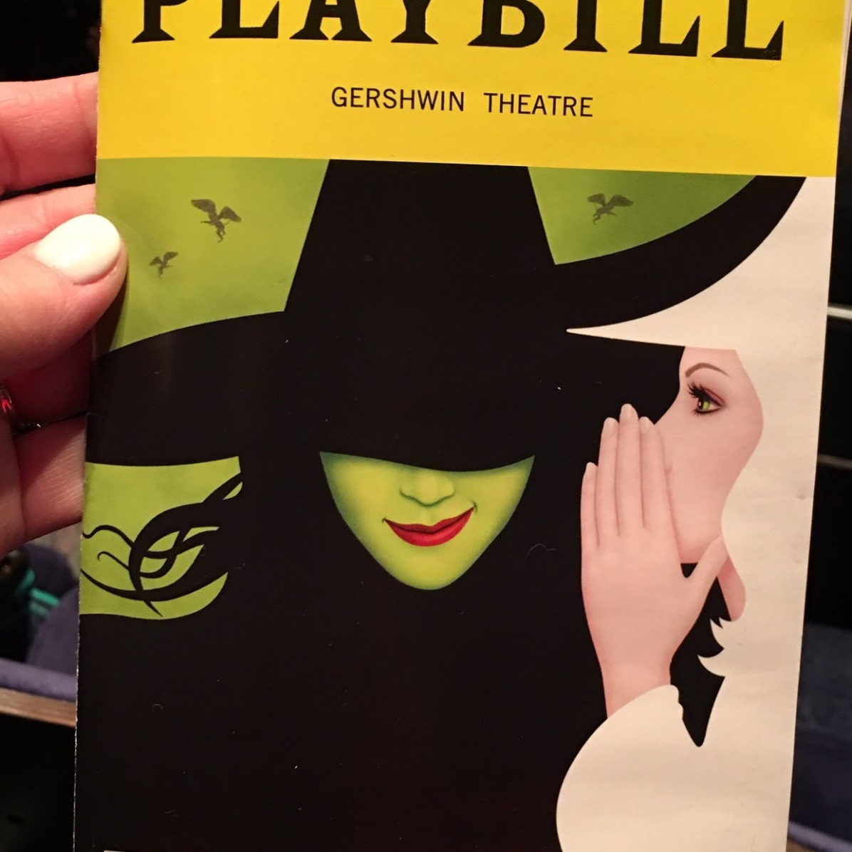 Wicked ... LOVED IT!