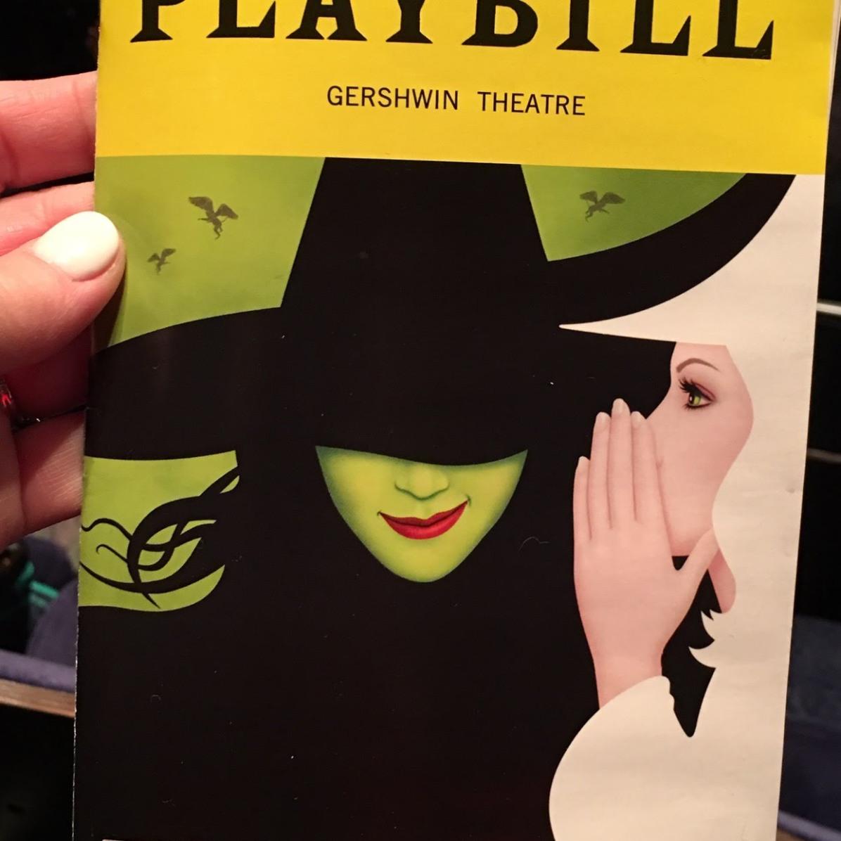 Wicked ... LOVED IT!